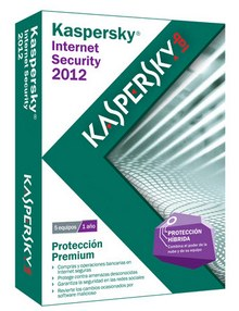 Kaspersky Internet Security 2012- Caja Sellada-TecnoVirus.com
